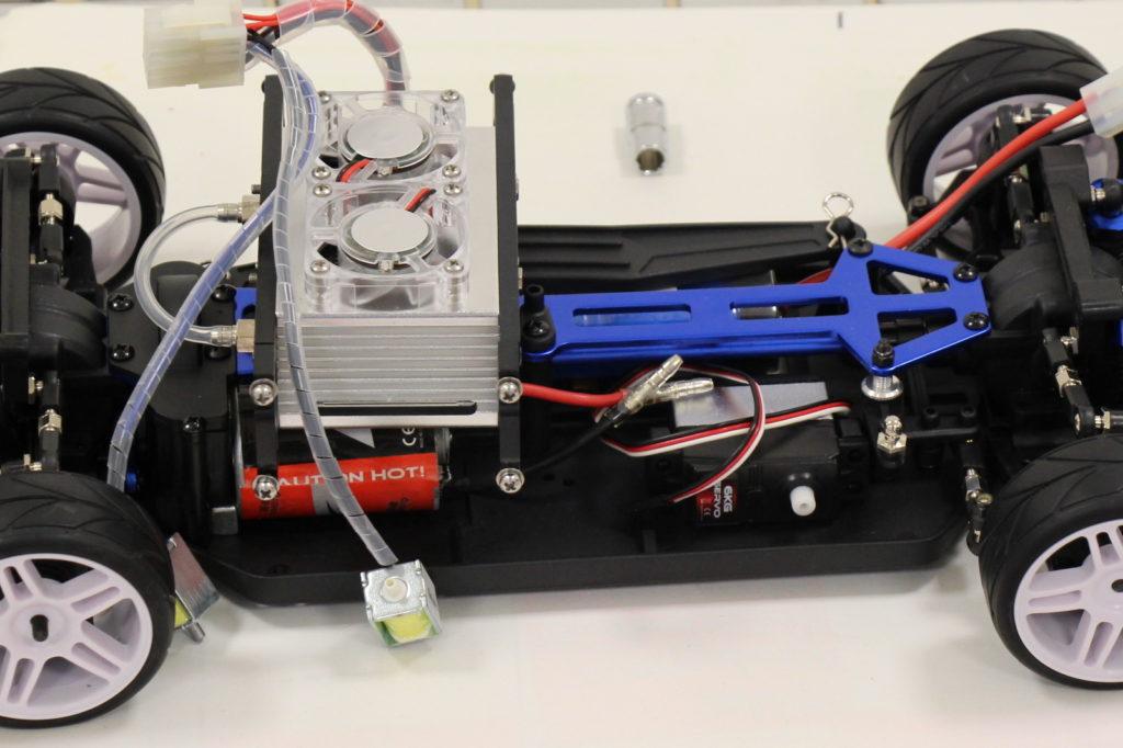 Vodíková autíčka