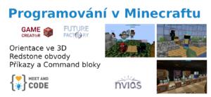 Meet and Code online in Minecraft
