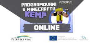 Online Minecraft camp