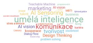 (Česky) AI talent inkubátor